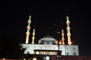 Mesquita Kocatepe - Ankara