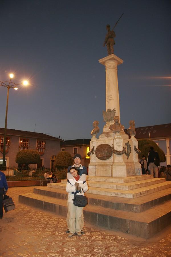 Puno no Peru - Passeando pela Cidade