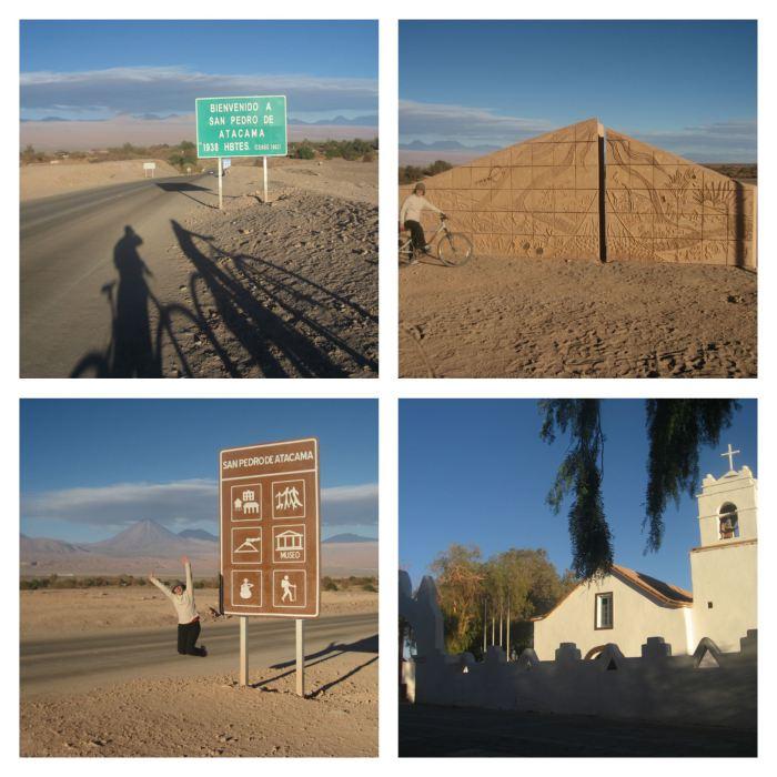 San Pedro de Atacama - Cheguei!!