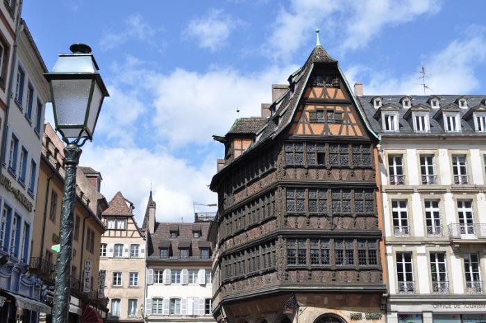 A casa Kammerzell