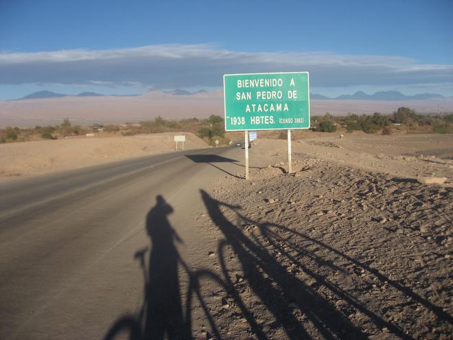 San Pedro do Atacama: um dos principais objetivos da viagem