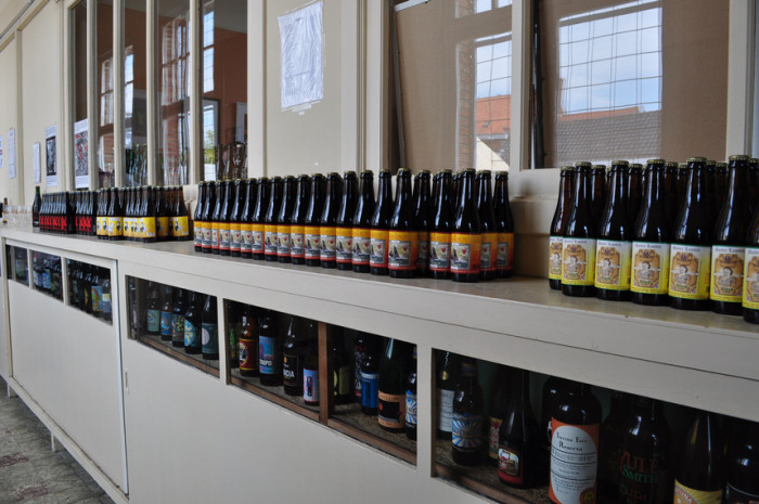 Cervejas e mais cervejas