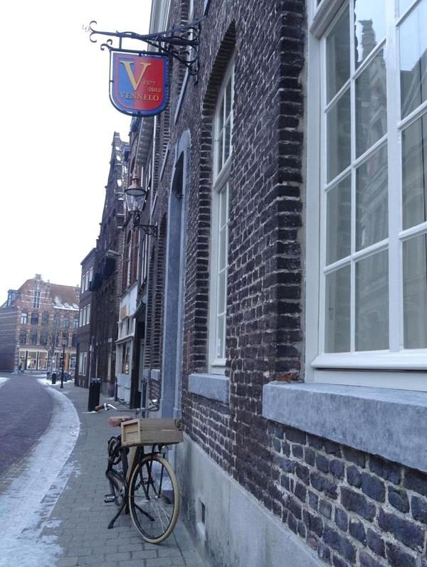 Venlo Holanda - Cidade fantasma