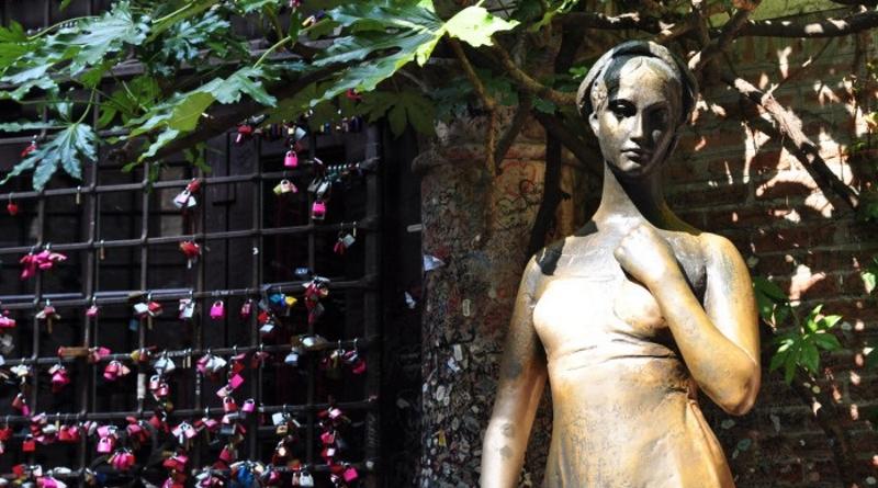 Verona, Italia - Julieta sem o Romeu