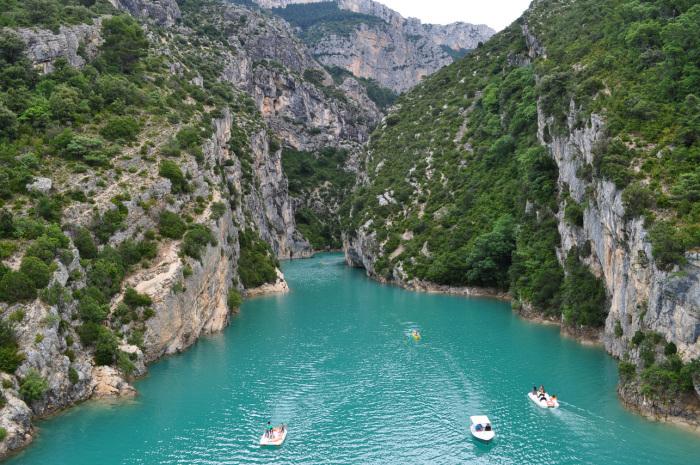 Lac de sainte croix e gorges du verdon na fran a - Office du tourisme lac de sainte croix ...