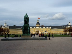 Castelo de Karlsruhe Alemanha