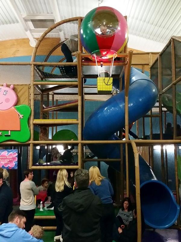 Parque da Peppa Pig (Peppa Pig World) - Playground
