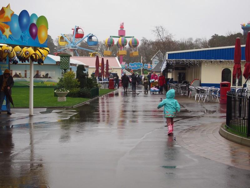 Parque da Peppa Pig (Peppa Pig World) - Entrada