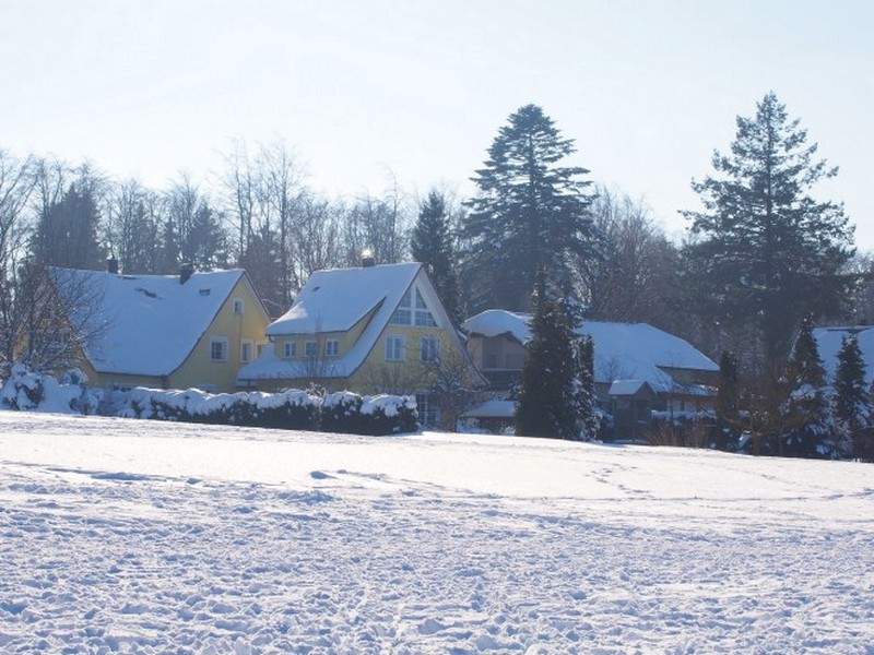 Dobel na Alemanha - Uma cidade para brincar na neve