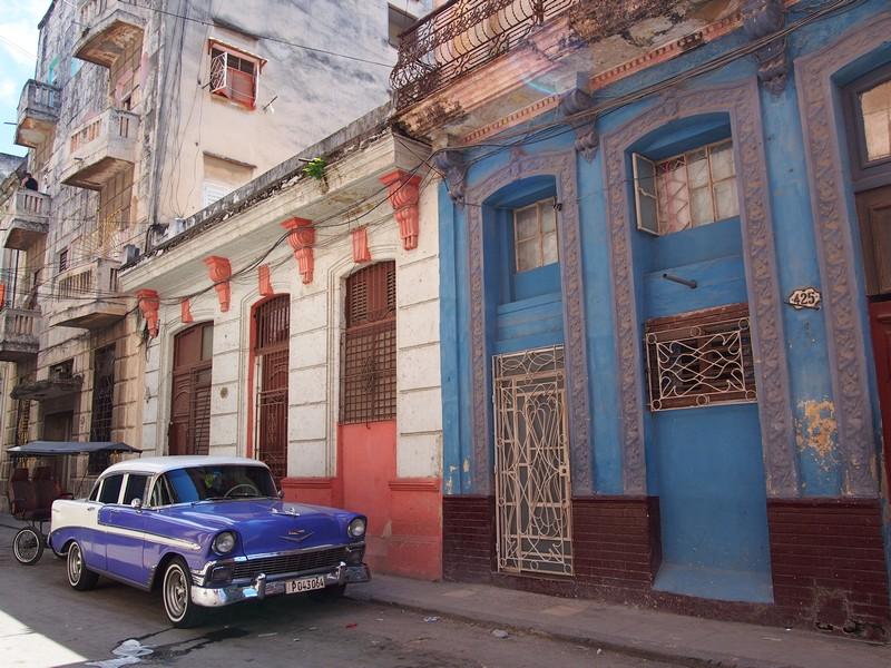 Viagem Cuba Havana - Prado e Centro
