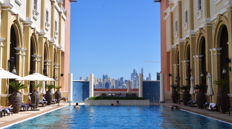 A melhor regi o e o melhor hotel em dubai para se hospedar for Hotel em dubai