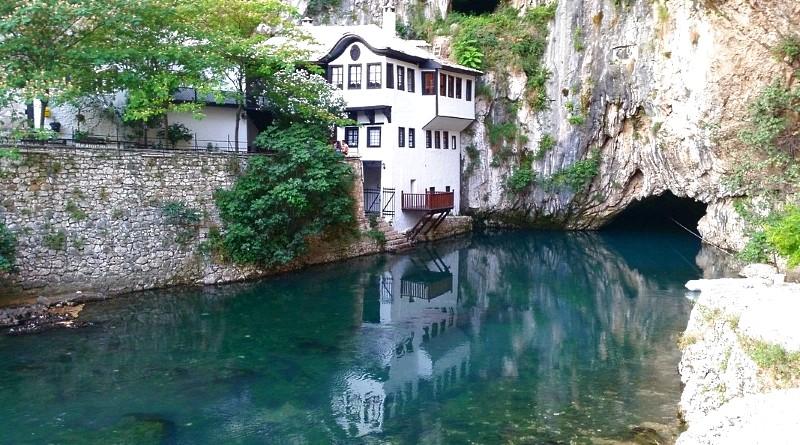 Blagaj Bosnia e Herzegovina