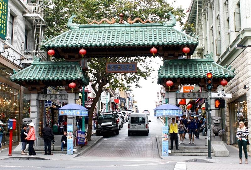 Cidades Sense8 - Nomi Marks - São Francisco, Estados Unidos