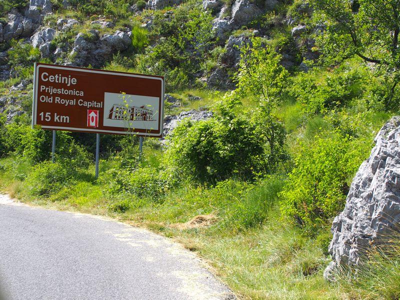 Parque Nacional de Lovcen Montenegro - Tentativa de chegar em Centije