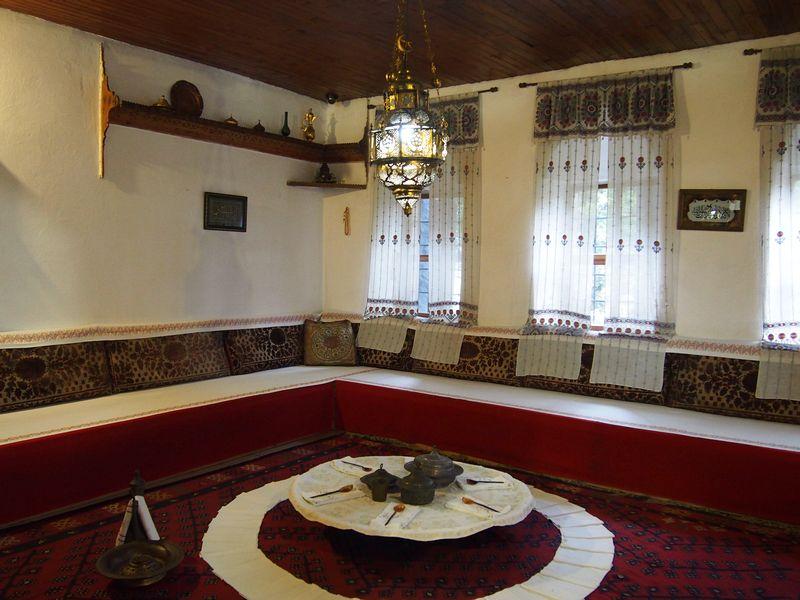 Sarajevo Bosnia e Herzegovina - Svrzo House, museu para conhecer como eram as casas de Saraejevo no passado