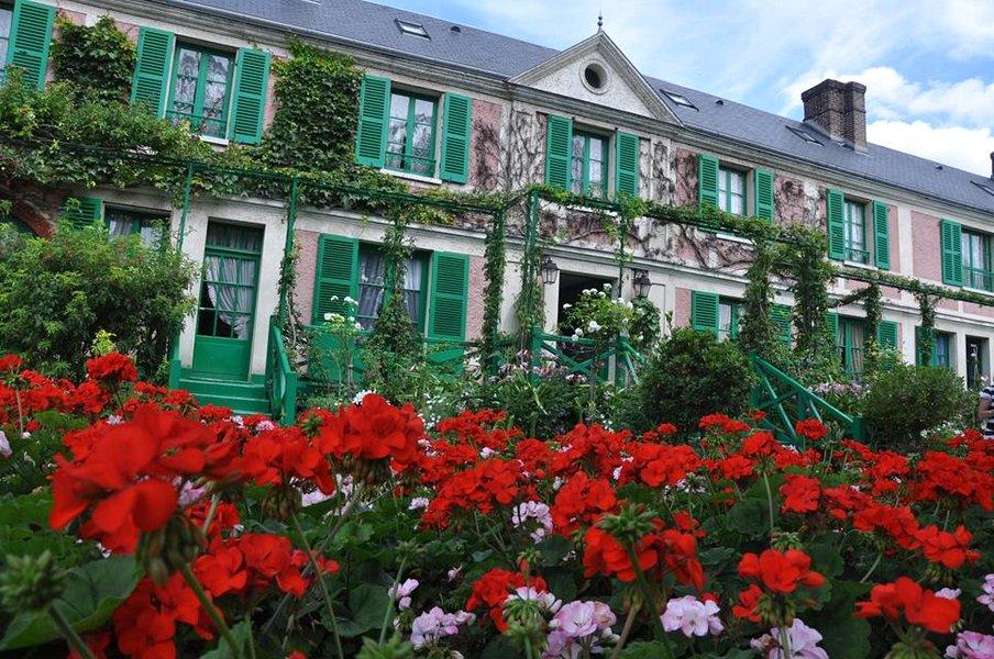 Viagem Bate-e-Volta Paris - Jardins de Monet em Giverny