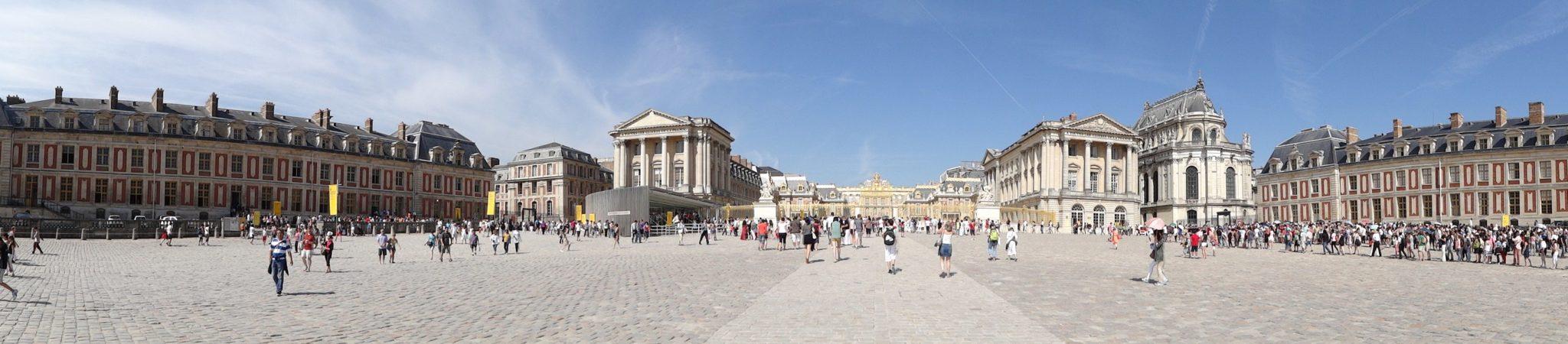 Viagem Bate-e-Volta Paris - Château de Versailles