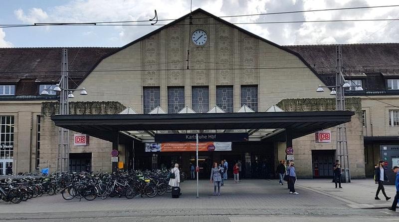 viagem trem alemanha