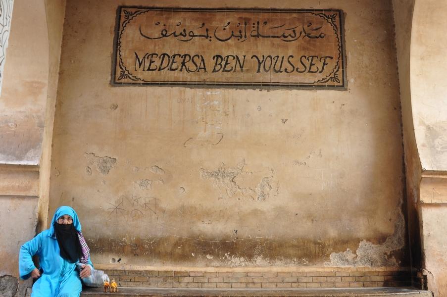 Dicas Viagem Marraquexe em Marrocos - Medersa Ben Youssef