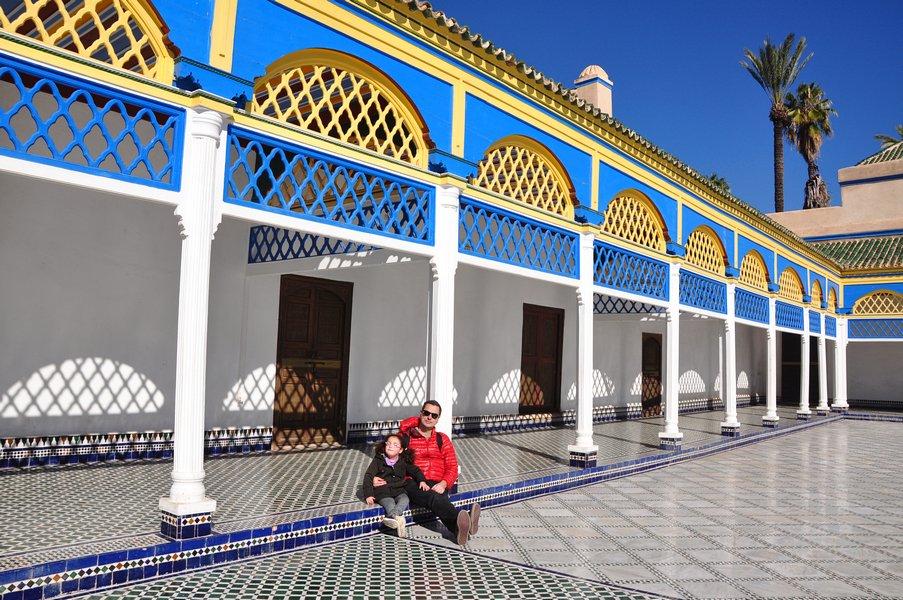 Dicas Viagem Marraquexe em Marrocos - Palacio Bahia