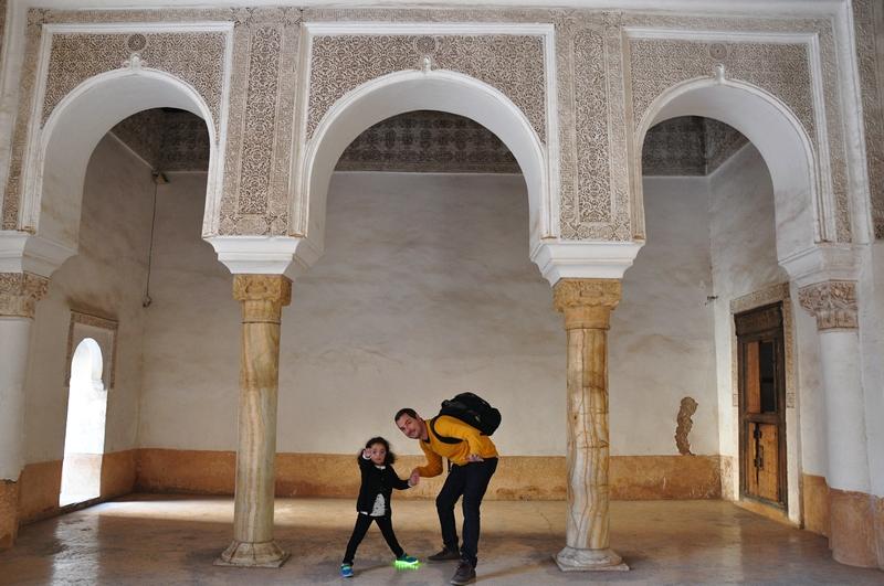 Fotos de Marraquexe em Marrocos - Medersa Ben Youssef