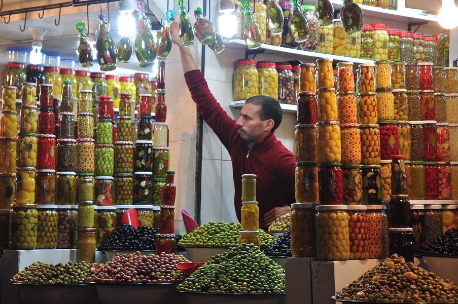 Dicas Viagem Marrakech em Marrocos - Souks da Medina de Marraquexe