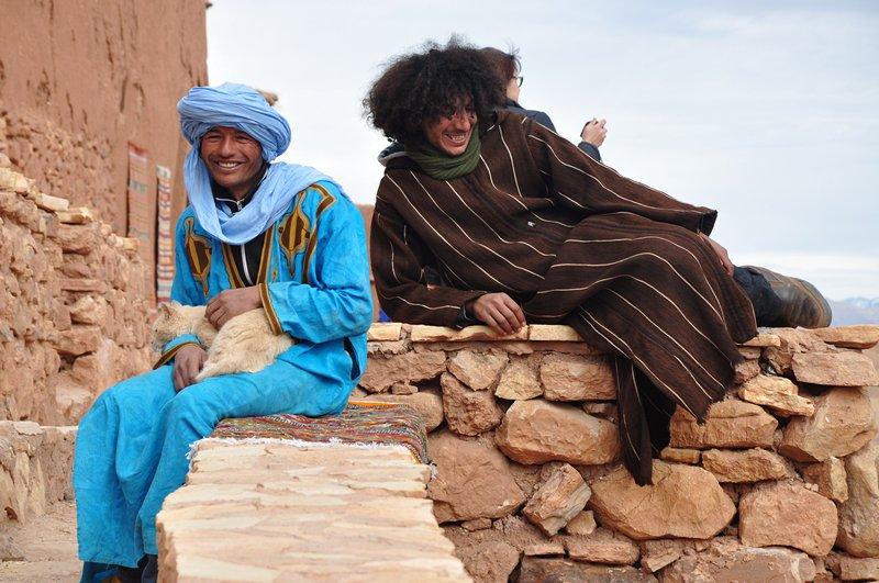 Viagem Ait-Ben-Haddou Ouarzazate Marrocos - Passeio pela citadela do ksar e fortaleza