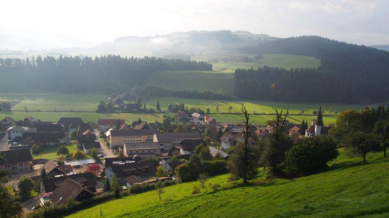 Signau região do Emmental Suíça