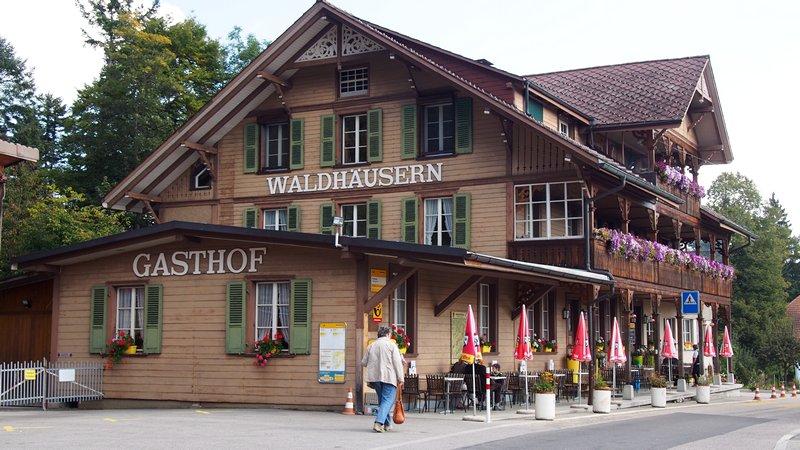 Signau região do Emmental Suíça - Guest House Waldhäusern