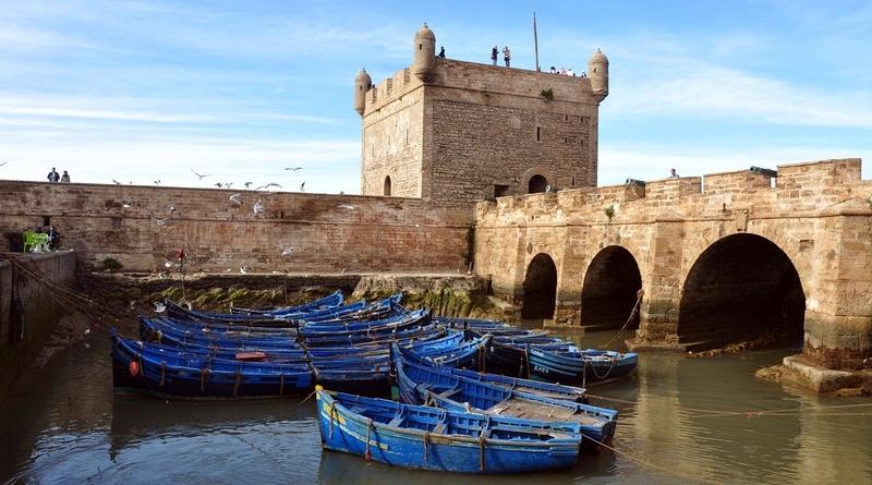 Viagem Marrakech Essaouira Marrocos