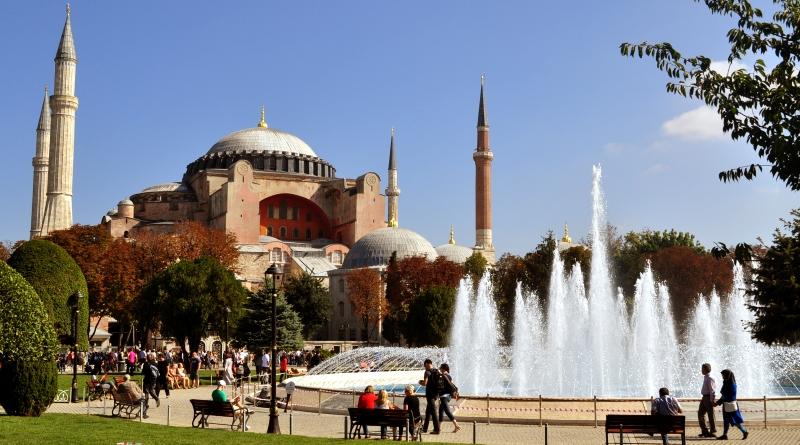 Patrimônios da Humanidade pela UNESCO - Istambul
