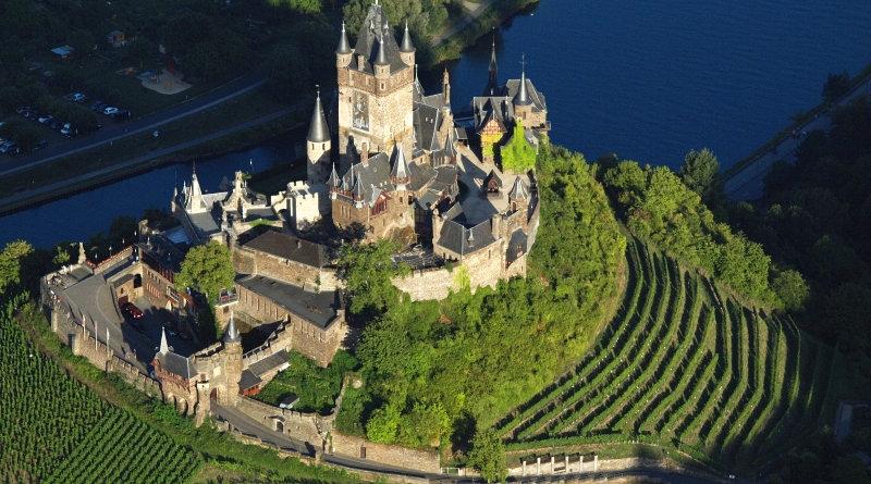 como se hospedar num castelo na alemanha