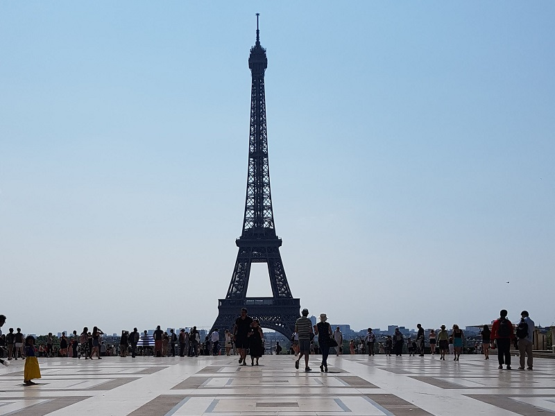 13 Lugares Para Tirar A Melhor Foto Da Torre Eiffel Em Paris
